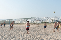 Conil-Beachvolleyball