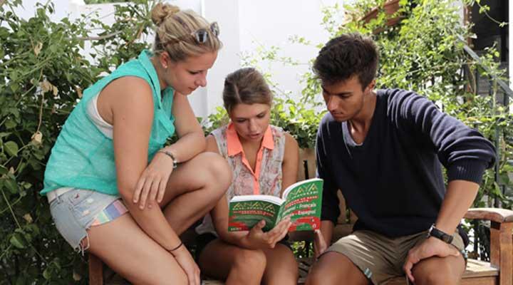 Spanischkurse in Conil Andalusien, Spanien