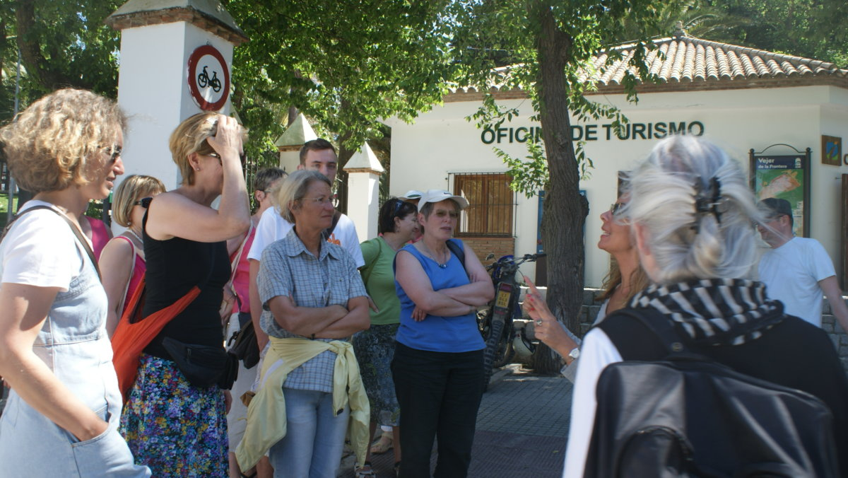 Spanischkurs in Spanien für Senioren 50+